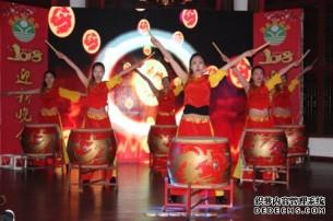 新江南教育集团2018年迎新晚会点燃