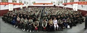 赣州新江南职业培训学校举办2016年