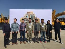 中国大能手》(第二季)挖掘机驾驶比赛